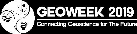 Logo GEOWEEK2019 full putih